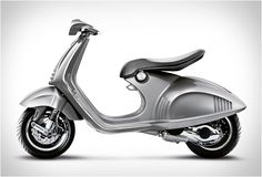 The stunning new Vespa 946 is now available for purchase in the US! The new scooter from the iconic Italian brand debuted in Europe last May, and is available from this week as a limited run. Based on the 1946 model, the 946 still has the classic Scooters Vespa, Scooter Bike, Vespa Lambretta, Motor Scooters, Mobility Scooters, Classic Vespa, Classic Cars, New Vespa, Bike Sketch