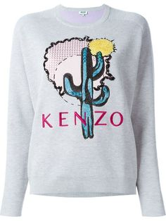 Shop Kenzo 'Cactus' sweatshirt in United Legend Mulhouse from the world's best independent boutiques at farfetch.com. Shop 400 boutiques at one address.