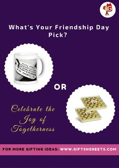 A little more #joy can go a long way, what's your #favourite one? Share your choice with us. & Keep sharing to know your #friends pick as well!!  Browse for #FriendshipDay #Surprise #gifts @ http://bit.ly/29MVouD #SendGiftstoIndia http://giftsngreets.com #GiftsnGreets deliver network - 9000 pin codes | 600+ cities in India