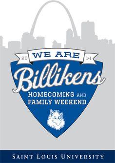 SLU Alumni Online - Homecoming and Family Weekend Sept. 25-28, 2014. Register now!