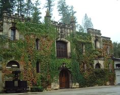 Beringer Winery - Napa Valley  Great for a tour.