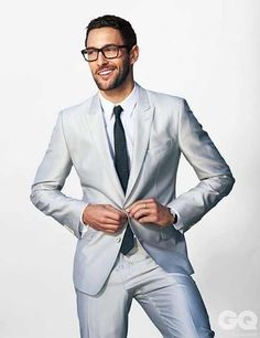 #mensfashion #style #white #suit