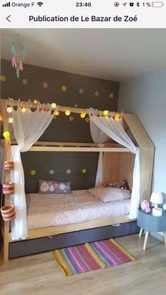 Find the perfect toddler girl bedroom ideas on a budget with our help! We have collected 25 little girl bedroom decor just for you! Baby Bedroom, Girls Bedroom, Bedroom Decor, Bedroom Mint, Bedroom Furniture, Furniture Design, Kid Bedrooms, Furniture Buyers, Boy Rooms