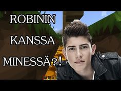 Minecraft: Robinin kanssa?! #1 - YouTube Robin, Minecraft, Videos, Youtube, Movie Posters, Film Poster, European Robin, Robins, Youtubers