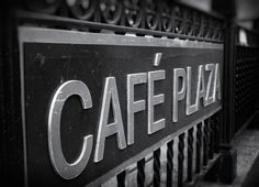 CAFE PLAZA by Marisa Nourbese on 500px