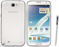 "Samsung Galaxy Note 2 II N7100 White (FACTORY UNLOCKED) 5.5""  , 16GB , 8MP. Deal Price: $427.99. List Price: $499.00. Visit http://dealtodeals.com/top-trending-deals/samsung-galaxy-note-ii-n7100-white-factory-unlocked-16gb-8mp/d21825/cell-phones-smartphones/c52/"