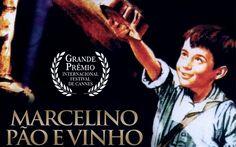 """Dica de filme: """"Marcelino Pão e Vinho""""!!!  :)"""