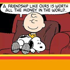 Nuestra amistad no tiene precio
