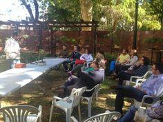 Comienza el curso intensivo de iniciación al arte del bonsái en el parque María Cristina
