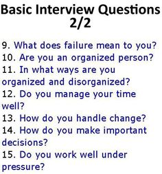 Job Interview Questions To Practice With Your Teen | Job Interviews, Teen  And Child