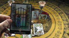 Wochenoarkel mit Botschaften vom 24- 30.11 Liebes und Karmakarte