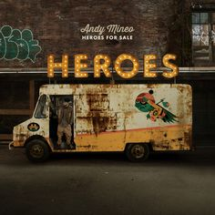 Andy Mineo - Heroes / By : Invisible Creature