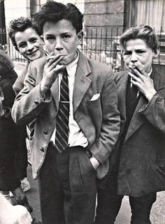 Teddy boys (1956)  RIP Roger Mayne