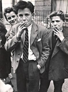 Roger Mayne - 1956: Teddy boys