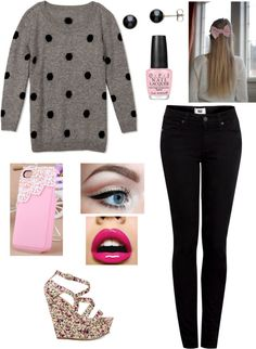"""""""hey guys, thanks for all the followers and views! not to mention the likes :) love you all ♡"""" by victoria-faith13 ❤ liked on Polyvore"""