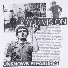 Ian Curtis, Church Music, Joy Division, Alternative Music, Post Punk, New Wave, Cool Bands, Wall Collage, The Voice