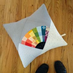 Pillow Collective Blog Hop!! People� meet the Scrap Fan!