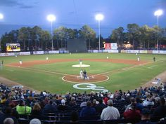 J.I. Clements Stadium, the home of Georgia Southern Baseball