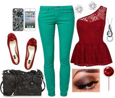 """Untitled #119"" by k-cat on Polyvore"