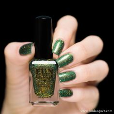 20,50€. F.U.N Lacquer -  LE Christmas 2015 Collection - DESIRES HOLOGRAM