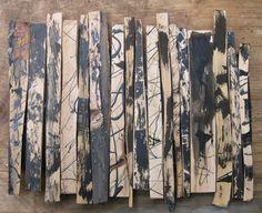 未読1件 - Yahoo!メール Mixed Media Collage, Collage Art, Collages, Art Quotidien, Assemblage Art, Small Art, Medium Art, Wood Art, Sculpture Art