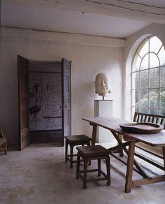 ○ neutral home nirvana ○  zen dining room