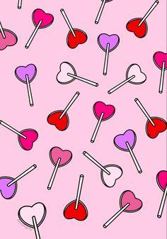 Valentine's Day Wallpaper Graphic