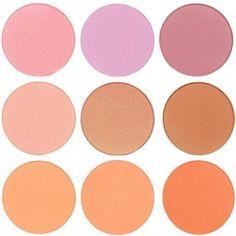 Makeup Geek Blush Pack (9 Blush Pans) [SALE 40% OFF] V3