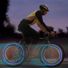 Psychedelic Bike Light, 10,50€, now featured on Fab.
