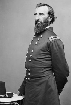 ACW Generals: John Alexander McClernand (May 1812 – September born… Us History, American History, Battle Of Shiloh, War Image, America Civil War, Civil War Photos, Civilization, Major General, Warriors