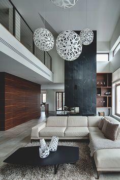 Modernambition: Interior By Prodan Design U0026 Kirill Kostantinov | MDRN ·  Modern TownhouseModern House ...