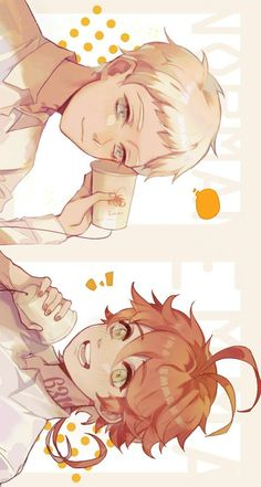Doujinshi the promised neverland - 6 - Page 3 - Wattpad Fanarts Anime, Anime Characters, Manga Anime, Anime Art, I Love Anime, Me Me Me Anime, Anime Shop, Anime Lindo, 3d Fantasy