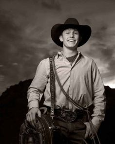 Tuf Cooper... hottest man in rodeo... which is a great accomplishment because there are many hot men in rodeo!