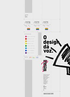 """ Design is more than making it pretty.    It's everywhere.   It solves problems.   Improves lives.   Revolutionizes the world.   See all sides of graphic design at Miami.     March 8 and 9.   Limited openings. "" _  "" DESIGN ST..."