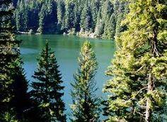 Lac de la vallée de munster