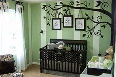 decorating baby bedrooms