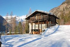 Champoluc, Aosta  http://www.marcopolo.tv/montagna-italia/chalet-montagna