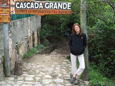 Cascada Grande - La CUMBRECITA  - CÓRDOBA  - ARGENTINA