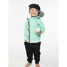 Gugguu Kids Fashion ss 15 College baggy, black