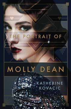 The Portrait of Molly Dean by Katherine Kovacic, Book Review
