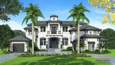 I like the exterior details West Indies vibe, albeit this is a two story house.  Weber Design Group - Grand Cayman Plan