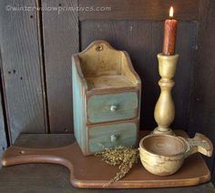 Primitive gathering...could this be what you need for that bare corner in the kitchen?