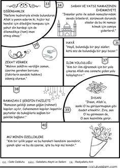 İstanbul'da din dersi öğretmenliği yapan bir arkadaşım, MEB'in ilçeler arası 4. sınıflar için düzenlediği 40 hadis yarışmasından bahsetti. Öğrencileriyle katılmayı düşündüğünü söyley…