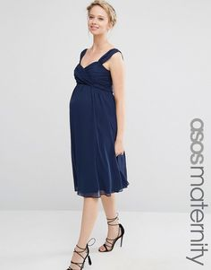 6ce9fc1ccf7c3 Buy Navy Asos maternity Tube dress for woman at best price. Compare Dresses  prices from online stores like Asos - Wossel Global