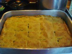 Η μαμά Χρύσα προτείνει:  Δεν υπάρχει πιο ΤΡΑΓΑΝΗ Ζύμη!!!!                        Μέχρι τώρα συνήθιζα να χρησιμοποιώ έτοιμο φύλλο κουρού... Greek Recipes, Finger Foods, Macaroni And Cheese, Pie, Bread, Snacks, Breakfast, Ethnic Recipes, Desserts