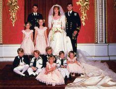Andrew & Sarah Ferguson (1986)   Community Post: British Royal Weddings: From Victoria To Kate
