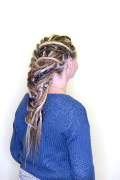 The professional loctician online course- certified loctician How To Make Dreadlocks, Braided Dreadlocks, Online Courses, Braids, Student, Hair Styles, Beautiful, Beauty, Bang Braids