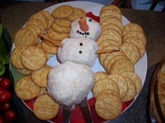 Party Planning Mom: Christmas In July ~ Food. Perfect with the boxes of everything cb I have left! Half Christmas, Christmas Baby, Xmas, Holiday Treats, Christmas Treats, Holiday Parties, Christmas Potluck, Christmas Cooking, Christmas Decorations