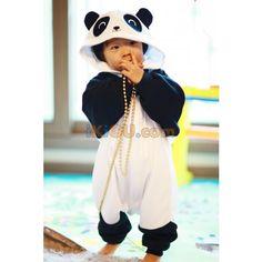 Panda Onesie   Panda Baby Kigurumi   Panda Baby Costume - Baby Onesies  http://www.ikigu.com/panda-baby-kigurumi.html
