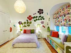 kız çocuk odası dekorasyonu | girls room